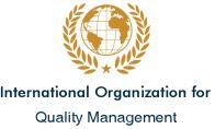 IOQM Logo International organization for Quality Management standards